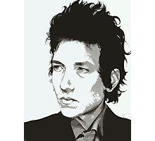 Bob Dylan #1 Photographic Print