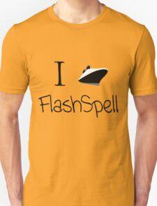 I Ship FlashSpell! Unisex T-Shirt