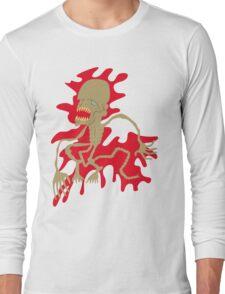 Zombie Foetus Long Sleeve T-Shirt