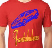 ۞»♥Fantabulous Vintage Sport Car Clothing & Stickers♥«۞ Unisex T-Shirt