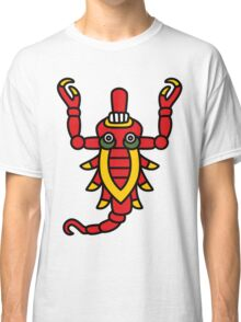Aztec Scorpion - Codex Laud 38 Classic T-Shirt