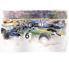 Germany GP Nurburgring 1969  Poster