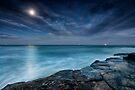 Lights at Sea by Michael Howard