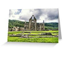 Tintern Abbey Greeting Card