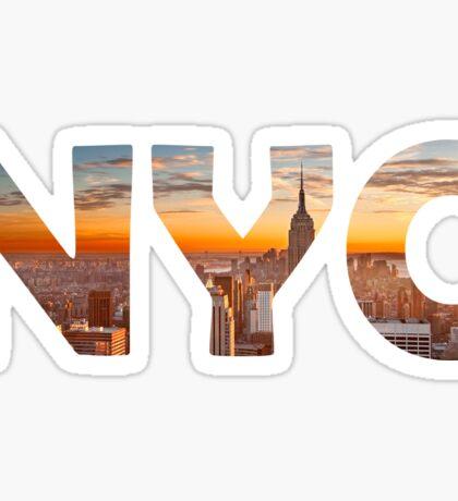 NYC  Sticker