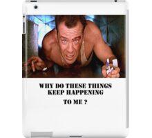 Die Hard - Bruce Willis iPad Case/Skin
