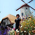 Momoko in Solvang, CA by kiya69