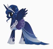 Luna In A Gown  by eeveemastermind