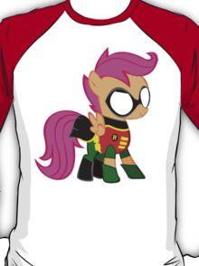 Scootaloo Is Robin T-Shirt