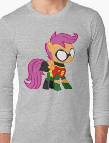 Scootaloo Is Robin Long Sleeve T-Shirt