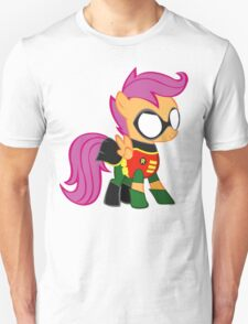 Scootaloo Is Robin T-Shirt