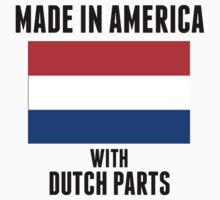 Made In America With Dutch Parts One Piece - Short Sleeve