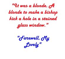 Raymond Chandler quotes #1 by Luckyman
