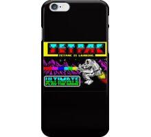 Jet pac  iPhone Case/Skin