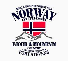 Norway - Fjord & Mountain Unisex T-Shirt