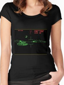 Battlezone 1981 Women's Fitted Scoop T-Shirt