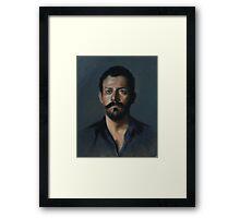 Nestor Framed Print
