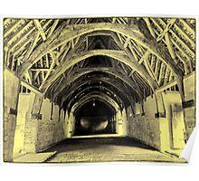 Tithe Barn, Bradford-on-Avon Poster