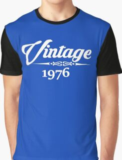 Vintage 1976 Graphic T-Shirt