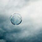 Floating (Blue Bubble ;-)) by wulfman65