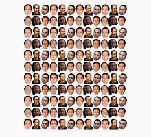 Nicolas Cage Face Collage Unisex T-Shirt