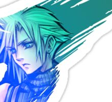 Final Fantasy 7 Cloud Sticker
