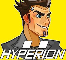 Handsome Jack Hyperion Logo from Borderlands 2 by lutnik