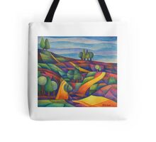 The Colour Fields Tote Bag