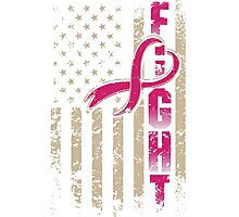 [Best Seller] Breast Cancer Awareness Shirts & Apparel Photographic Print