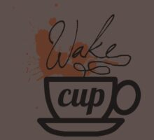 wake cup Kids Clothes