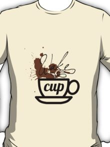 wake cup T-Shirt