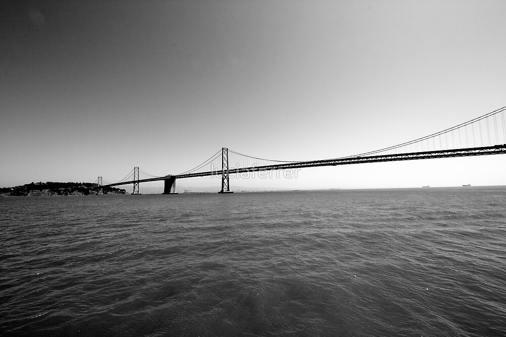 San Francisco Bay Bridge by luciaferrer