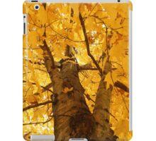 Yellow Tree iPad Case/Skin