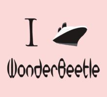 I Ship WonderBeetle! One Piece - Short Sleeve