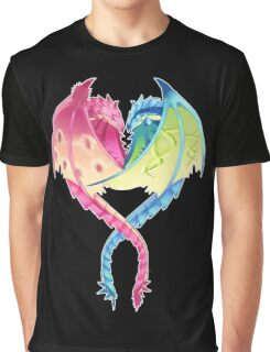 Monster Hunter Valentine  Graphic T-Shirt