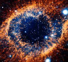 Helix Nebula (Infrared) Sticker