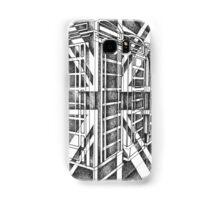 Black and White icon. Samsung Galaxy Case/Skin
