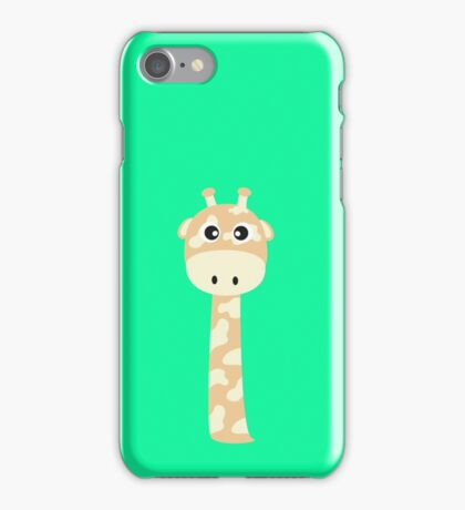 Cute giraffe iPhone Case/Skin