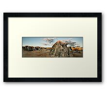 Rock Kingdom Framed Print