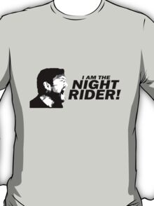 Mad Max - I Am The Night Rider T-Shirt