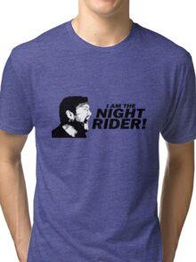 Mad Max - I Am The Night Rider Tri-blend T-Shirt