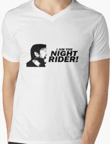 Mad Max - I Am The Night Rider Mens V-Neck T-Shirt