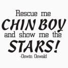 Rescue Me, Chin Boy... by Marmadas