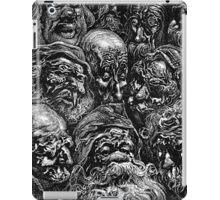 Spooky Faces iPad Case/Skin