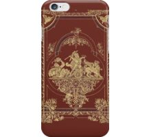 Medieval book iPhone Case/Skin
