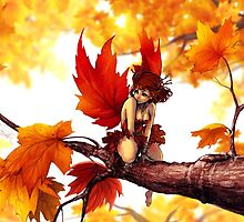 The Maple Fairy by DreamLight Designs
