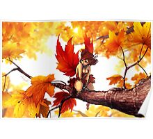 The Maple Fairy Poster