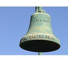 El Camino Real 1769 & 1906 Photographic Print