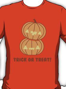 Halloween Adorable Kawaii Pumpkins T-Shirt