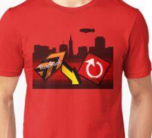 Vengeance Is Mine - Radical Highway Unisex T-Shirt